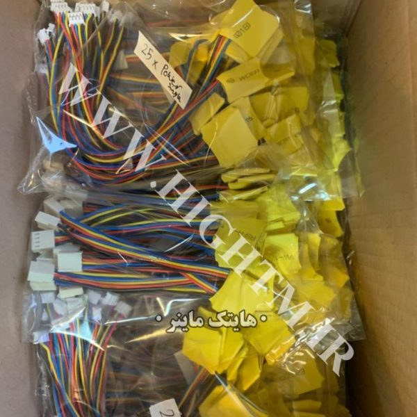 بسته بندی منظم و امن برای ارسال سفارش های تعداد بالا